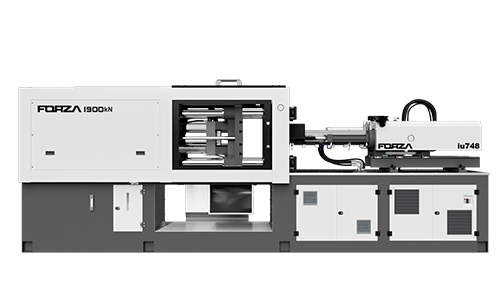 forza injection moulding machine